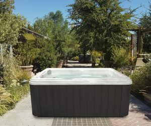 Garden Spas Hot Tub